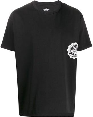 Vivienne Westwood university print T-shirt