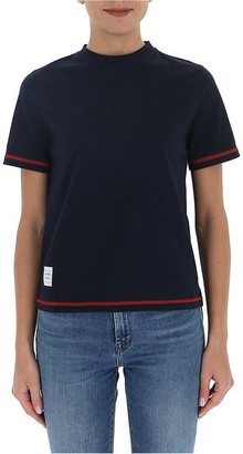 Thom Browne Contrasting Stitches T-Shirt