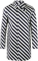 MACKINTOSH striped coat