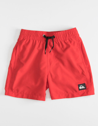 Quiksilver Everyday Little Boys Volley Shorts (4-7)
