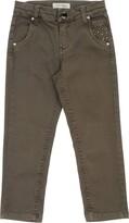 GAUDÌ TEEN Casual pants - Item 36847474