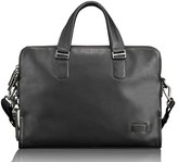 Tumi Men's 'Harrison - Seneca Slim' Leather Briefcase - Black