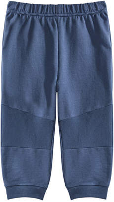 First Impressions Baby Boys Moto-Panel Jogger Pants