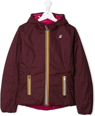K Way Kids Lily thermo plus padded jacket