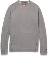 Nike - Cotton-blend Tech Fleece Sweater
