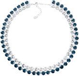 Swarovski Necklace, Hot Montana Collar