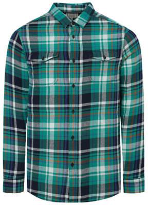 George Green Check Long Sleeve Shirt