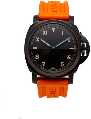 Panerai Black Dial Luminor Titanium Pam 779 Men's Watch 44MM