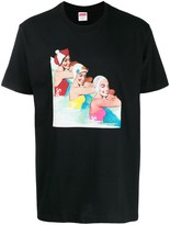 Supreme swimmers team T-shirt