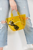 Urban Outfitters Mini PVC Tote Bag