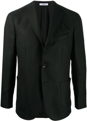 Boglioli Single-Breasted Blazer