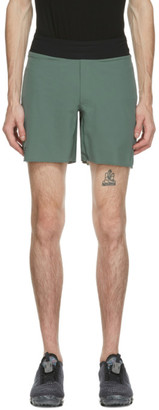 On Green Lightweight Shorts