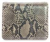 Cashhimi Laurel Genuine Python Shoulderbag.