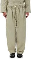 Craig Green Men's Secondary Waist Drop-Rise Trousers-GREEN