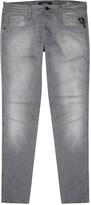 Replay Anbass Grey Slim-leg Jeans