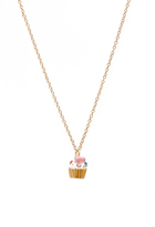 Forever 21 Cupcake Pendant Necklace