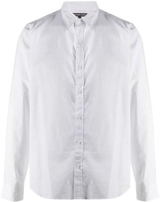 Michael Kors Plain Button Shirt