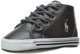 Ralph Lauren Scholar Athletic Mid Fashion Sneaker (Infant/Toddler)