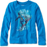 L.L. Bean Boys' Long-Sleeve Graphic Tees