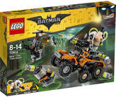 Lego The Batman Movie Bane Toxic Truck Attack