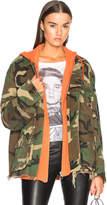 R 13 Hooded Abu Jacket