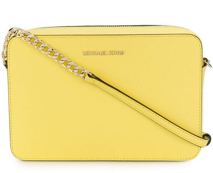 63497f302848 MICHAEL Michael Kors Yellow Bags For Women - ShopStyle Australia