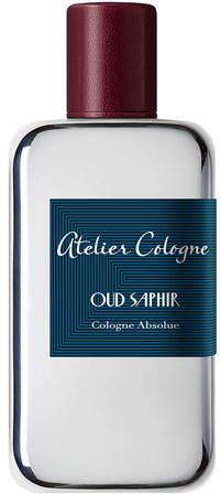 Atelier Cologne Oud Saphir Cologne Absolue Spray, 3.4 oz./ 100 mL