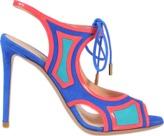 Nicholas Kirkwood Outliner lace up sandal