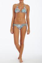 Helen Jon - String Bikini Top - Casablanca