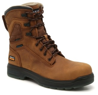 """Ariat Turbo 8"""" Carbon Toe Work Boot"""