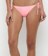 Roxy Moonshadow Brazilian String Bikini Bottoms