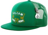 Volcom Pin Patron Snap Back Cap