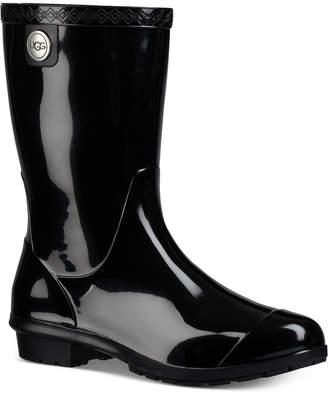 UGG Women Sienna Mid Calf Rain Boots