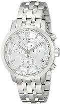 Tissot Men's T0554171103700 PRC200 Analog Display Quartz Silver Watch