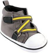 Luvable Friends Boy Zig Zag Hi-Top (Infant)