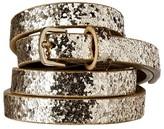 Merona Chunky Belt - Glitter
