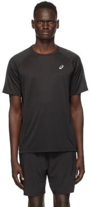 Asics Black Icon T-Shirt