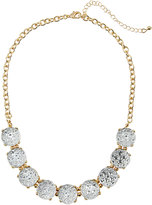 Fragments for Neiman Marcus Mini Statement Crystal Necklace, Clear