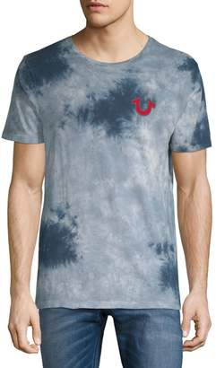 True Religion Buddha Logo Cotton T-Shirt