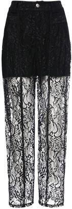 Koché High Waist Lace Pants