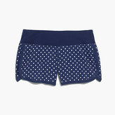 New Balance for J.Crew polka-dot running short