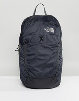 The North Face Packable Backpack Flyweight In Black