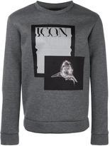 Emporio Armani 'Icon' sweatshirt