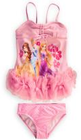 Disney Princess Deluxe Swimsuit for Girls