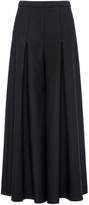 Hensely Inverted Pleat Pant
