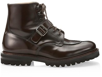 Church's English Shoes Edford Chunky Lace-Up Ankle Boots