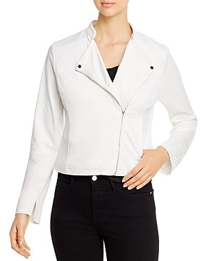 Lysse Faux-Suede Jacket