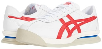 Onitsuka Tiger by Asics Tiger Corsair(r) EX (White/Classic Red) Classic Shoes