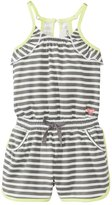 Roxy Girls' Tom Boy Cover Up Romper (6mos24mos) - 8136315
