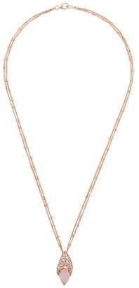 Stephen Webster 18kt Gold Crab Pincer Necklace